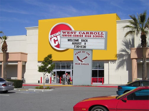 Old Circuit City Stores to Be Used as Schools?