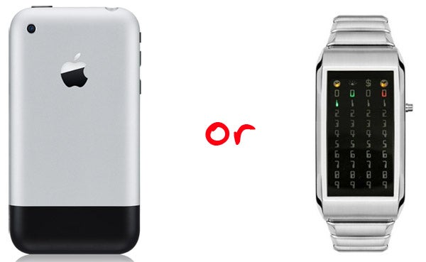 Question of the Day: Watch or Cellphone For Telling Time?