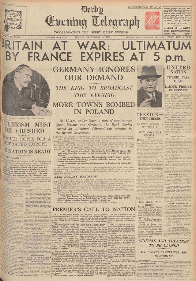 The Shocking News That Greeted The World 75 Years Ago Today
