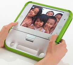 One Laptop Per Child Computer Becomes Children's Machine 1