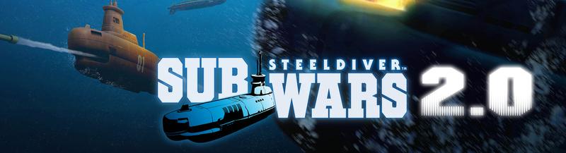 Steel Diver: Sub Wars 2.0 On Sonar