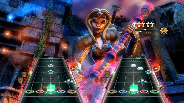 Leaked Activision Memo: There's Just No 'Appetite' For Guitar Hero Now, But It May Rise From Its Grave