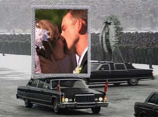Give Yourself a Dictator's Funeral with This Kim Jong-il Photoshop Template