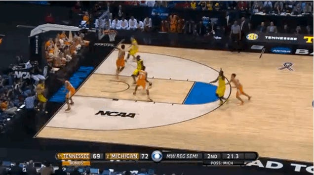 Michigan Flop Ruins An Otherwise Great Game