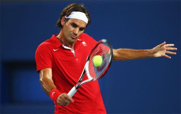 Golden Boys: Roger Federer
