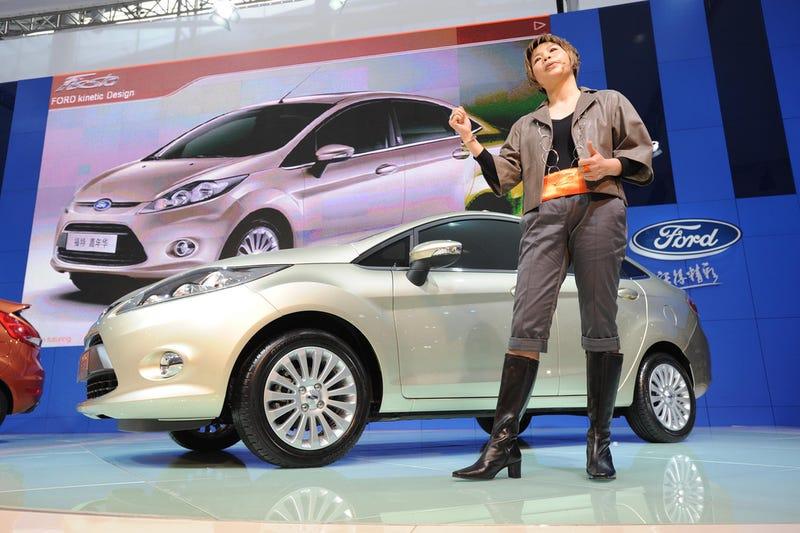 Ford Fiesta Sedan, Revealed