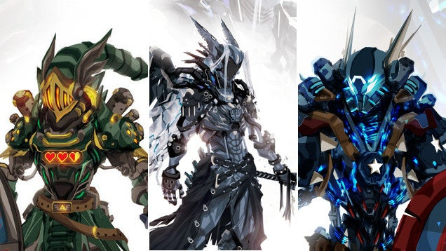 Link, Sephiroth and The Avengers, Turned into Fearsome Robots