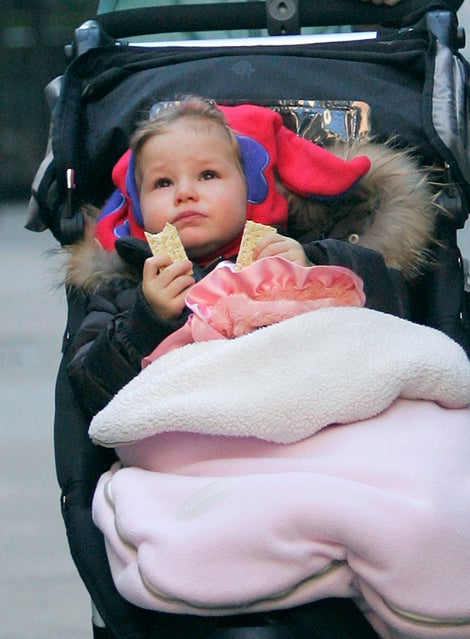 Violet Affleck's Crackers From Heaven