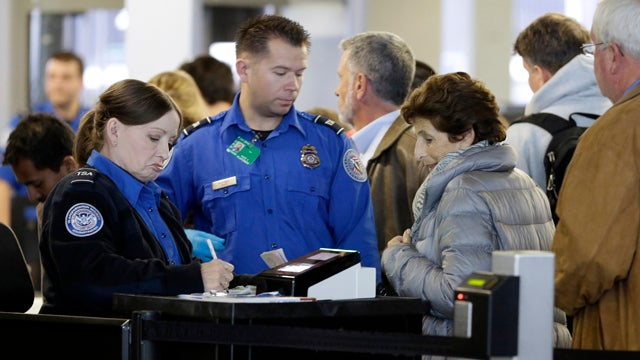 Oh, You Can't Speak? No Flight For You, Says TSA