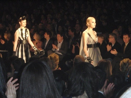 Prognosticating Project Runway Based on Today's Fashion Show