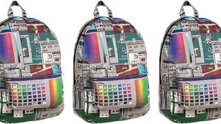 Celebrate the Return Of the Start Menu With a Windows 95 Backpack
