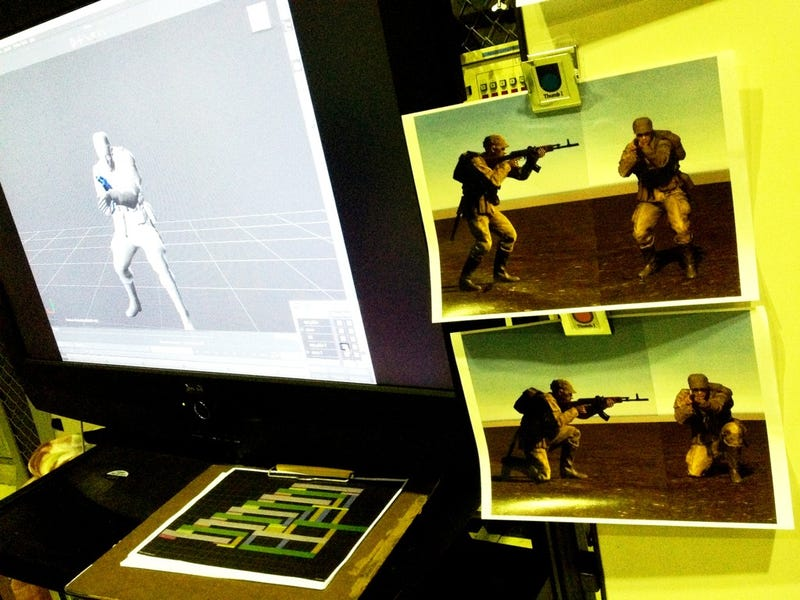 Another Peek at What Metal Gear's Creator Is Working On