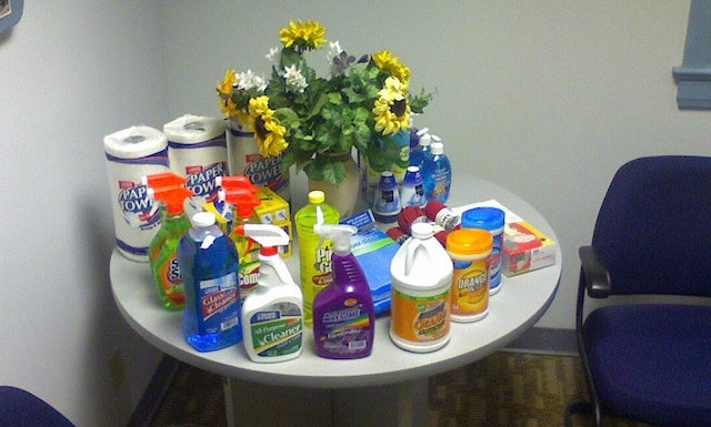 How to Streamline Your Household Cleaning