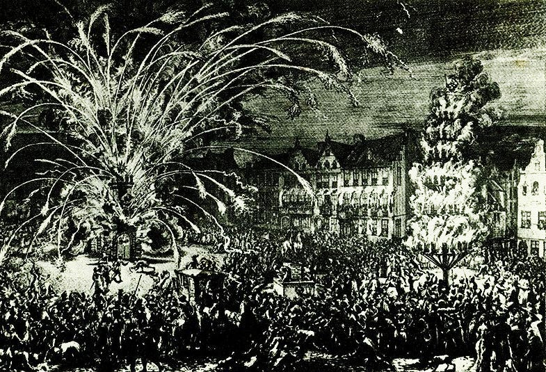 Sky Flowers: The Explosive and Deadly History of Fireworks