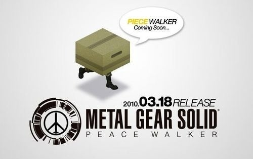 "What Exactly is Konami's ""Piece Walker"" Site Getting At?"