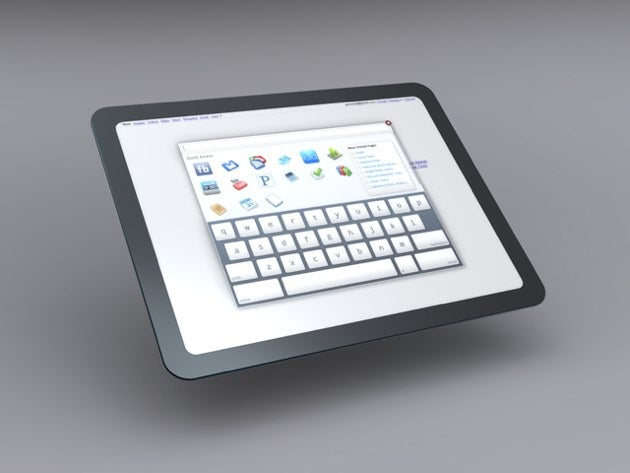 Google Tablet Mockup Gallery