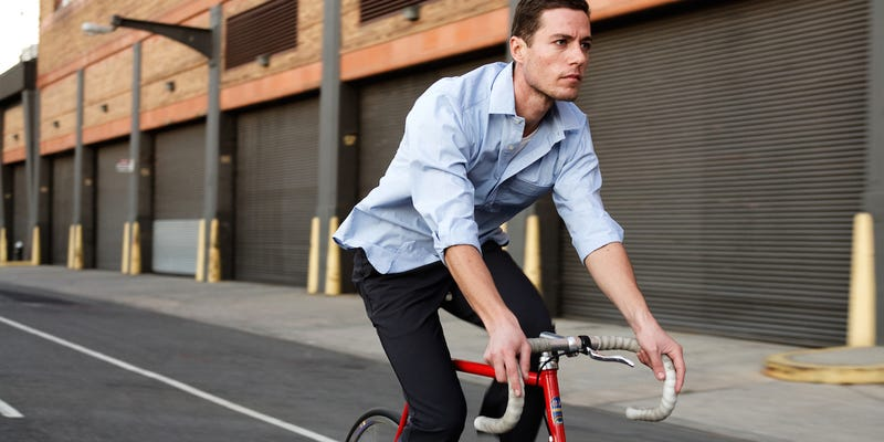 The Founder of Outlier Is Here to Talk About the Best Biking Clothes