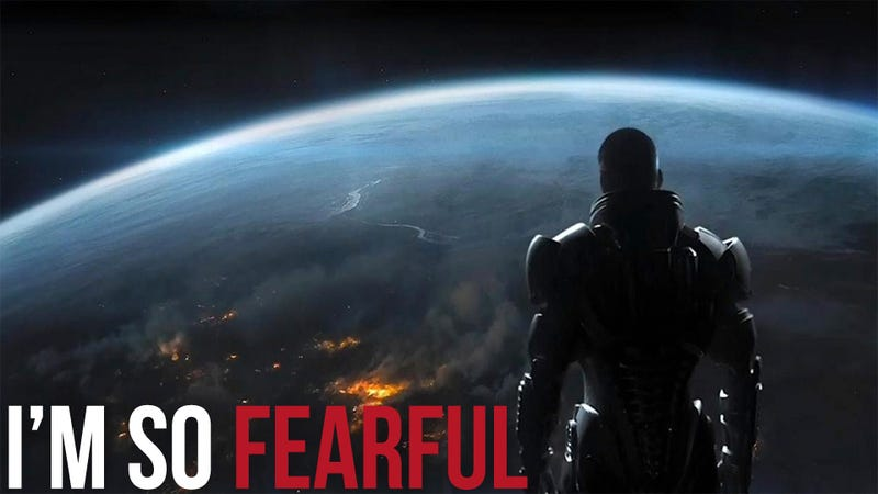 5 Reasons I'm Nervous About Mass Effect 3