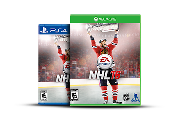 Patrick Kane Removed From NHL 16 Cover