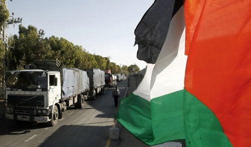 Israel Overhauls Gaza Blockade; Cilantro, Donkeys Now Allowed