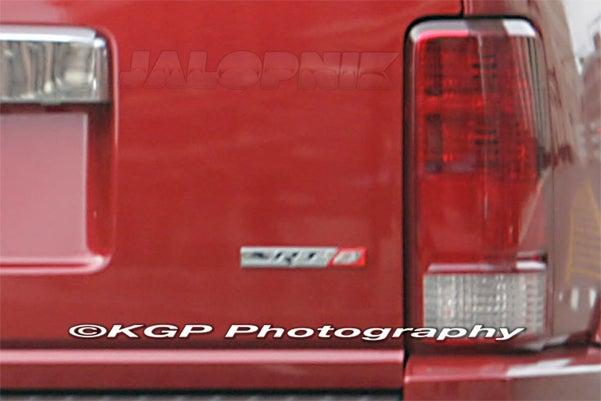 Dodge Nitro SRT8?!