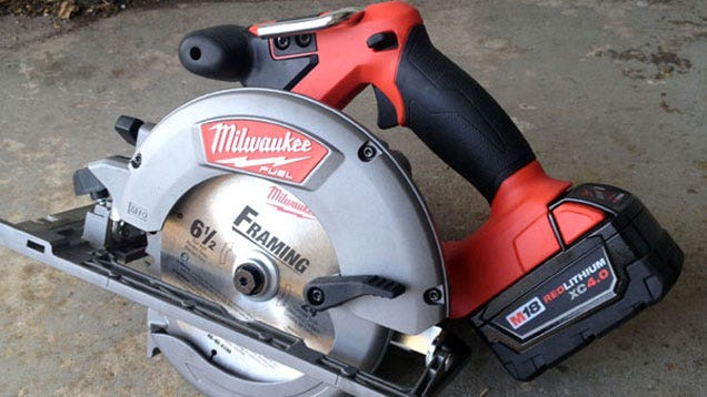Tool School: The All-Mighty Circular Saw