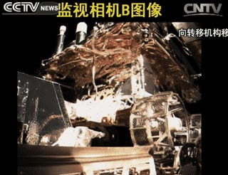 Here's what China's Yutu rover is doing on the Moon