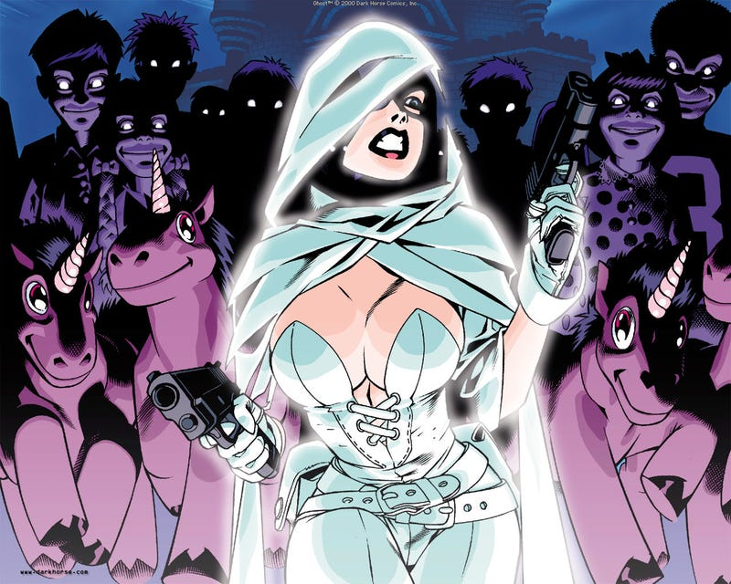 Dark Horse Comics Resurrects Obscure Heroine in First-Person Detective Game
