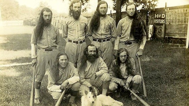 The Beards Of Summer: Remembering The Days When A Barnstorming Cult Ruled Baseball