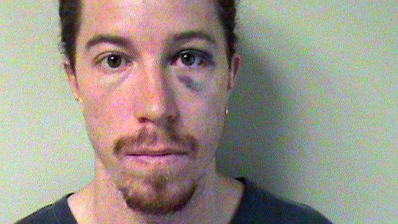 Olympic Medalist Shaun White Charged with Being a Violent Drunken Nightmare Person