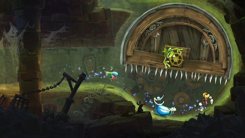 Rayman Legends Is More Collaborative Than Origins, But Just As Fun