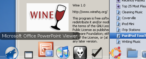 Run Windows Apps in Linux with Wine 1.0