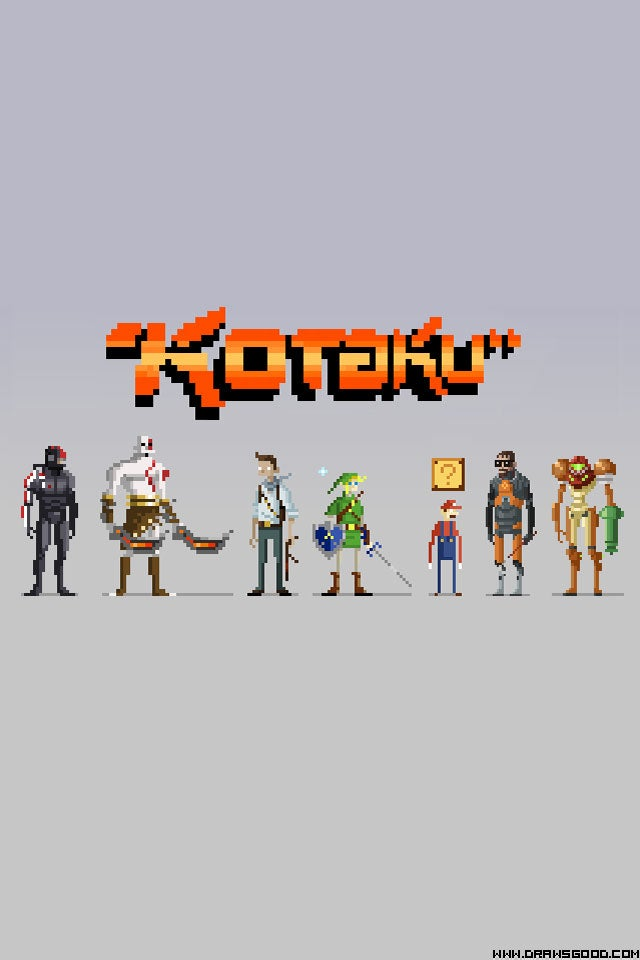 Here, Have Some Kickass Kotaku Wallpaper