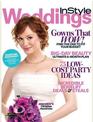 Time Inc. Folding InStyle Weddings