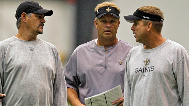 Sean Payton And Mickey Loomis Apologize To Saints Owner, No One Else