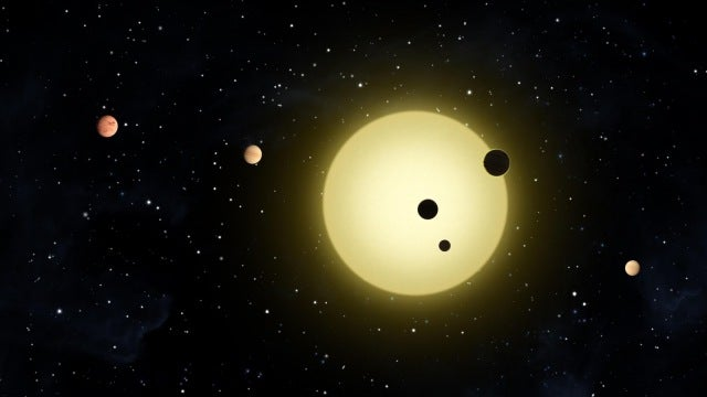 There might be two billion Earth-like planets just in our galaxy