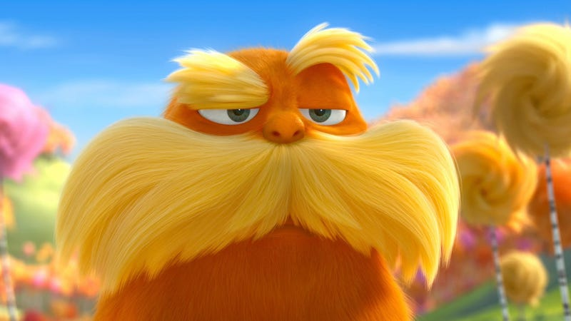 The Lorax: A Movie Whose Heart is 9 Sizes Too Small