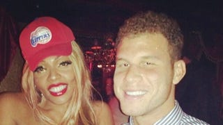 "Everybody, Especially Blake Griffin, Loves This 6'7"" Burlesque Dancer"