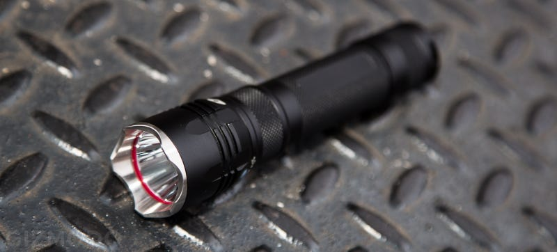This USB-Friendly Flashlight Is So Bright It Hurts—in a Good Way
