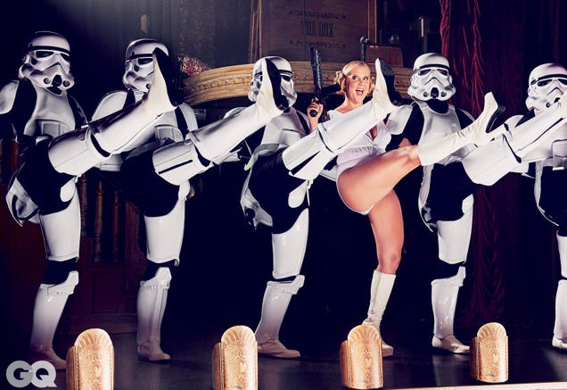 Lucasfilm is Pissed About These Amy Schumer Star Wars Photos