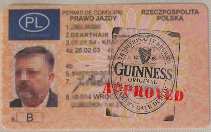 Polish For Drivers License: The Mystery Of Ireland's Worst Driver