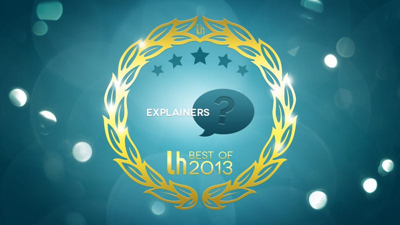 Most Popular Explainers of 2013