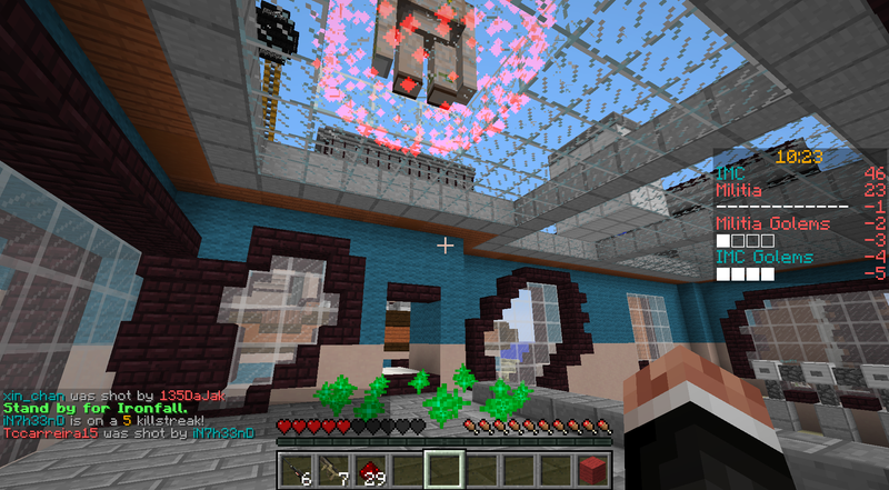 You Can Play Titanfall In Minecraft