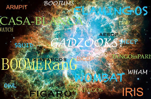 An Alphabet Soup of Absurd Astronomy Acronyms