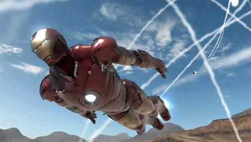 Sega Debuting Iron Man 2 Game, More At Comic-Con