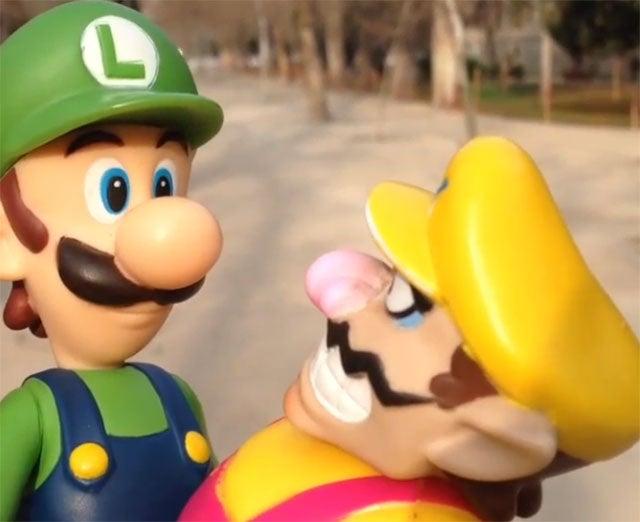 Mario & Luigi's Voice Actor Is A Pretty Funny Guy