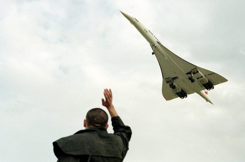 These Are the 11 Prototypes of the Doomed Concorde