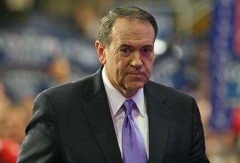 Huckabee Compares Gay Marriage To Incest •Woman Gives Birth, Remembers Nothing