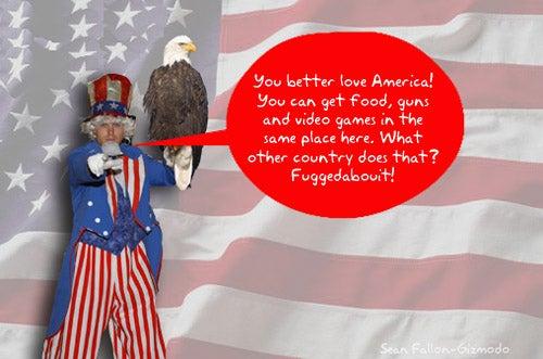 10 Gadgety Reasons Why I Love America