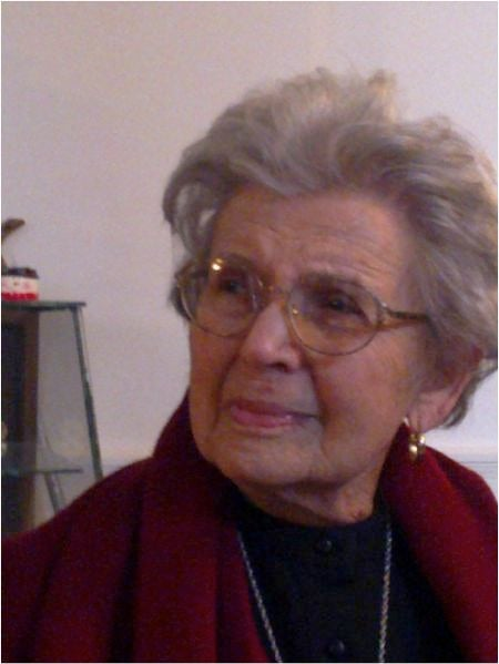 Remembering Zoia Horn